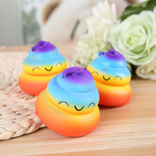 Squishy Unzip the Vent Toy Slow Back pendants Squishies Scented Stretch Creative Children Squeezing Novelty Toys Gifts PU 1pcs(China)