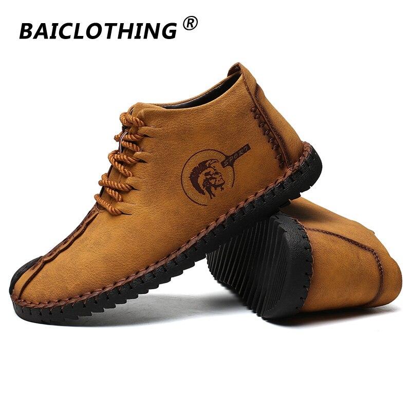 Casuais Neve Couro Manter 6016yellow Dividir 38 Sapatos Com 48 Pelúcia Do Tamanho Inverno 6016khaki Moda Homens Nova 2019 6016black Botas ~ Grande Qualidade Alta Aquecido Da De XvwWqZ
