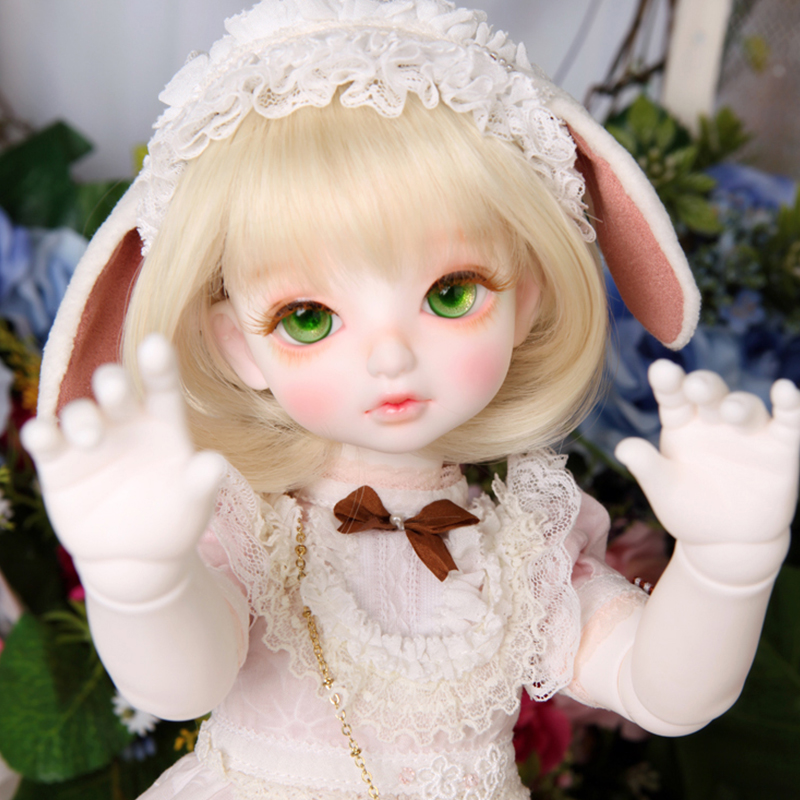 OUENEIFS bjd sd dolls Luts baby Delf Daisy 1/4 resin figures body model reborn girls boys eyes High Quality toys makeup shop