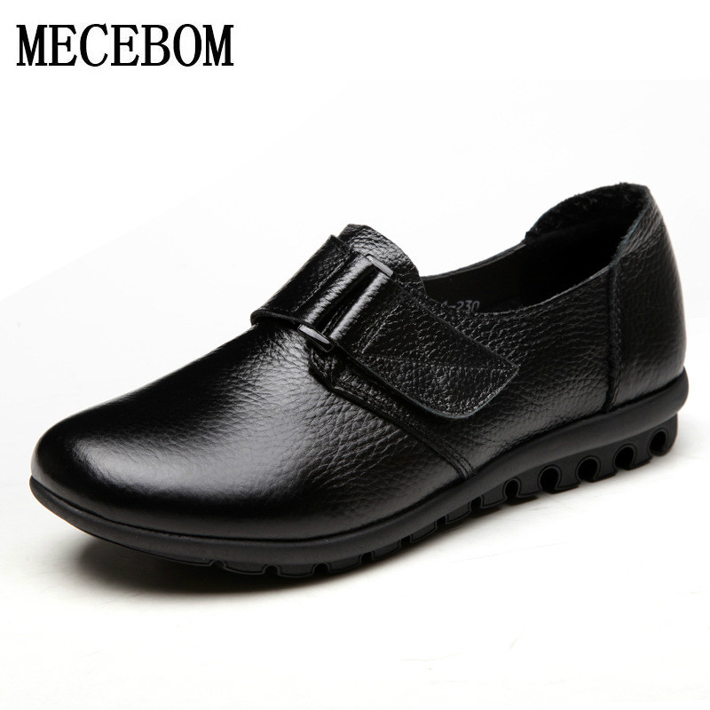 2017 Shoes Woman Genuine Leather s