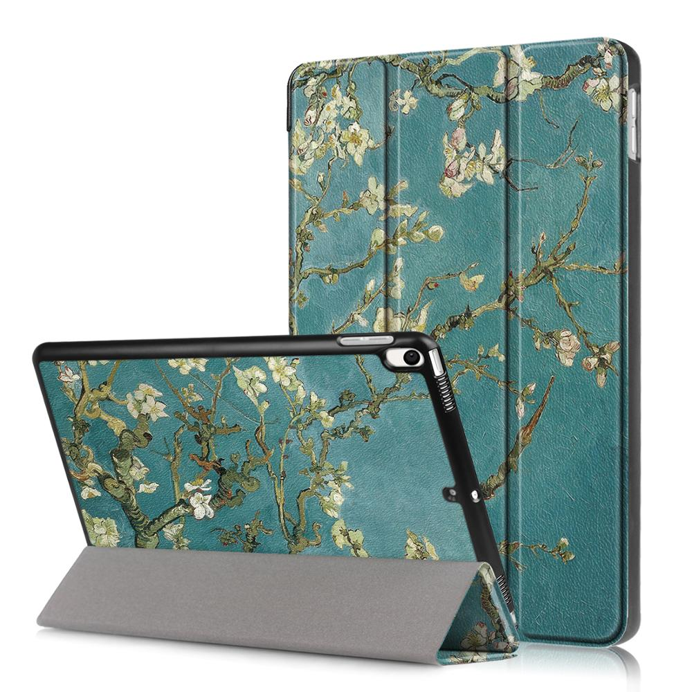Case For IPad Air 10.5 Inch (3rd Gen) 2019 Cover, Ultra Slim Standing Protective Shell With Auto Wake/Sleep For IPad Air 3 Case