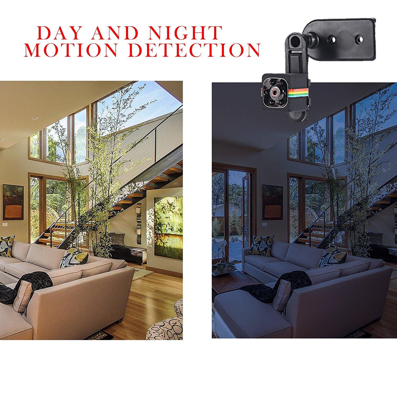SQ11 mini cámara HD 960P 13