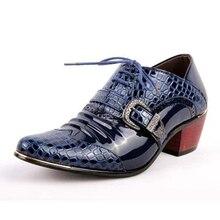 2016 neue Britischen Stil Männer Stiefel Leder Komfortable Stiefeletten Kleid Schuhe Lederstiefel Männer Botas Masculina D80
