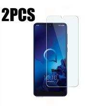 9H 2.5D Tempered Glass For Alcatel 3 3L 2019 5.94inch Premiu