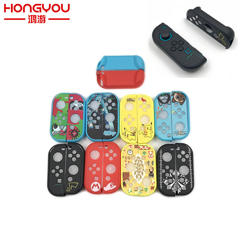 Plastic Protective handle Housing Shell Hard Case Cover For Nintendo Switch NS Joy-Con Controller ivyueen green pink red housing replacement cover for nintend switch ns joy con shell joy cons controller case game accessories