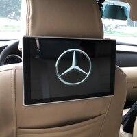 Подходит для Mercedes Benz GL Calss задняя система развлечений на сиденье Система Авто lcd Android подголовник Автомобильный ТВ монитор DVD видео экран