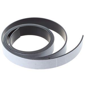 1M cinta magnética Flexible rodillo tira imán cinta adhesiva 10x1,5mm