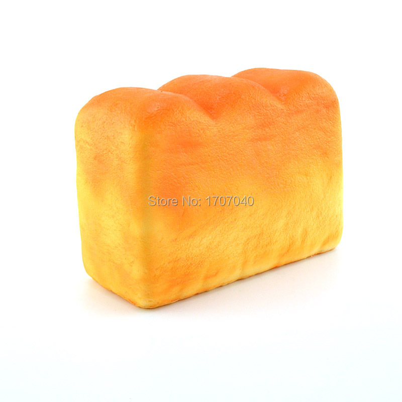 Squishy Jumbo Toast : Aliexpress.com : Buy New 16CM Super Jumbo Squishy Toast Soft Bread Fun Slow Rising Kid Toy ...