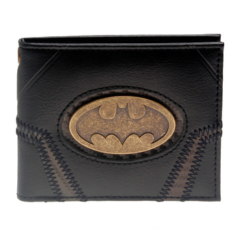 Бумажник с логотипом Бэтмен модель № 2