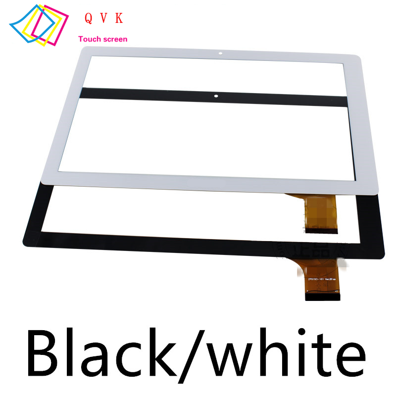 Black White 10.1 Inch For Archos 101 Magnus 101D Neon Tablet PC Touch screen panel Digitizer Glass Sensor replacement