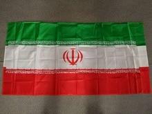 Johnin 70X150 ซม.IR IRNสาธารณรัฐอิสลามอิหร่านธง