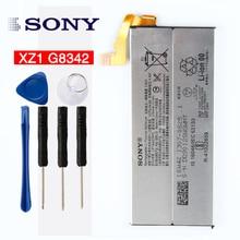 Original Sony XZ1 Battery for Sony XPERIA XZ1 G8342 2700mAh LIP1645ERPC смартфон sony xperia xz1 dual g8342 warm silver