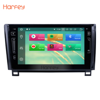 Harfey 9 inch Android 9.0 8 core 4G RAM Car Radio Stereo Player GPS Navigation For 2006 2007 2008 2015 Toyota Sequoia Tundra