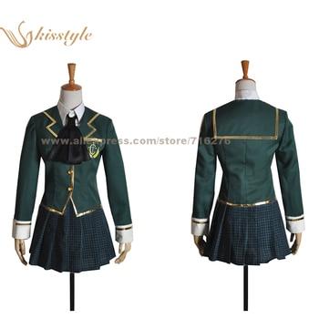 Kisstyle Fashion Haganai Boku wa Tomodachi ga Sukunai Yozora Mikazuki Chronica's Academy Uniform COS Clothing Cosplay Costume
