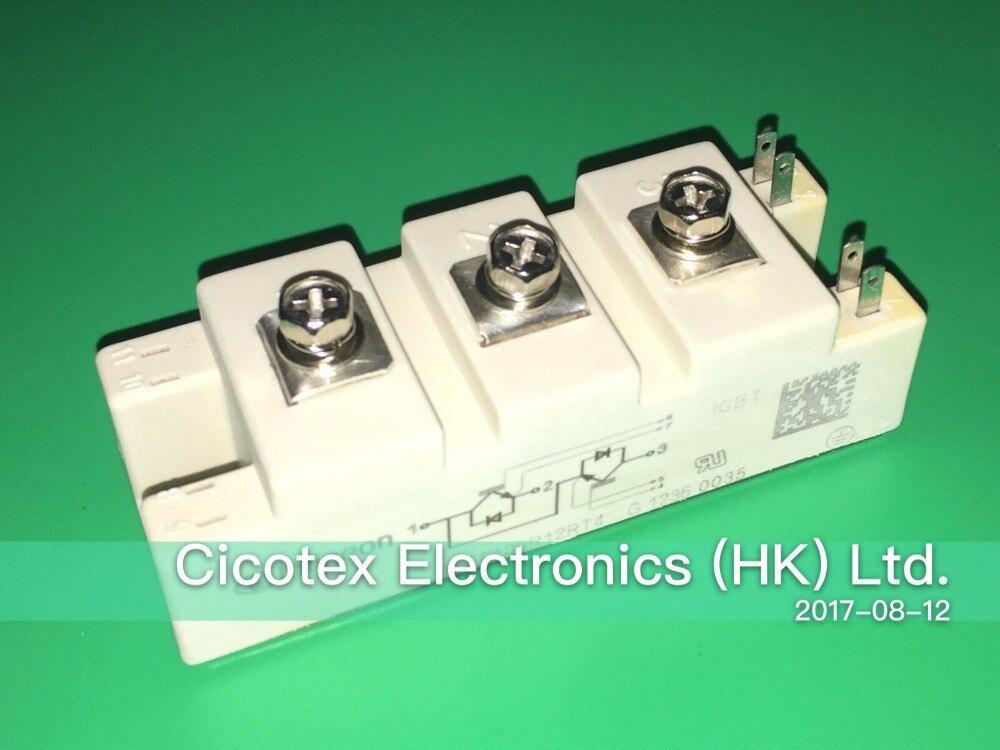 FF100R12RT4 IGBT MODULE VCES 1200V 100A FF100R12RT4HOSA1FF100R12RT4 IGBT MODULE VCES 1200V 100A FF100R12RT4HOSA1