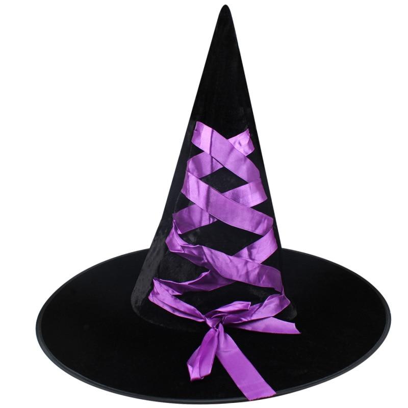 1 Unids Cinta Colorida Cap Caps Fiesta de Disfraces de Halloween ...