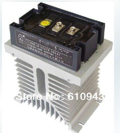 SDM40150DD 150A SSR,Load voltage:48-400VDC,Control votlage:3-15VDC or 15-32VDC supra sdm 3130