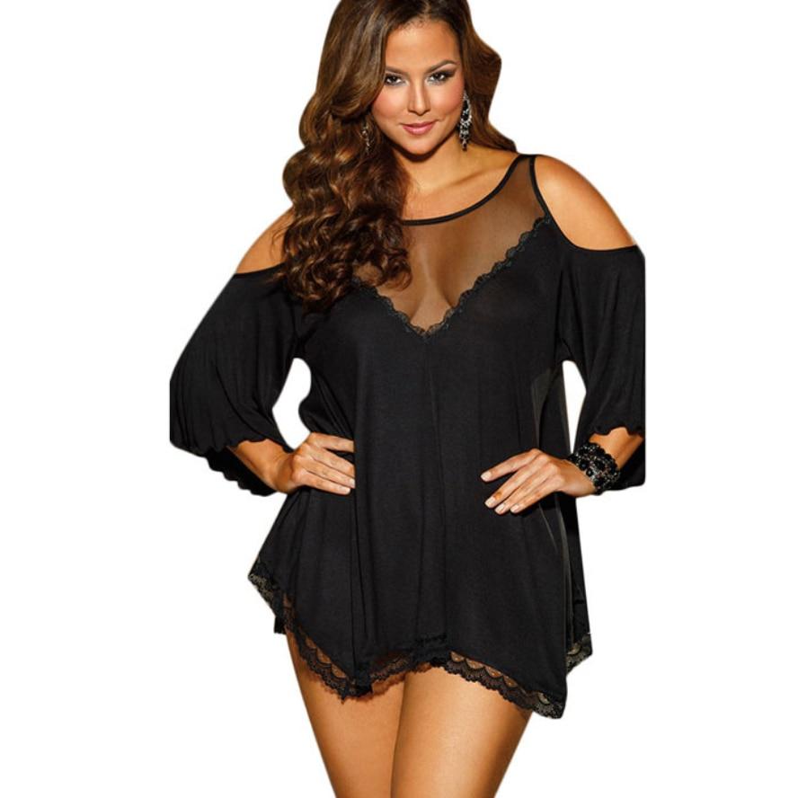 Lingerie apparel large women