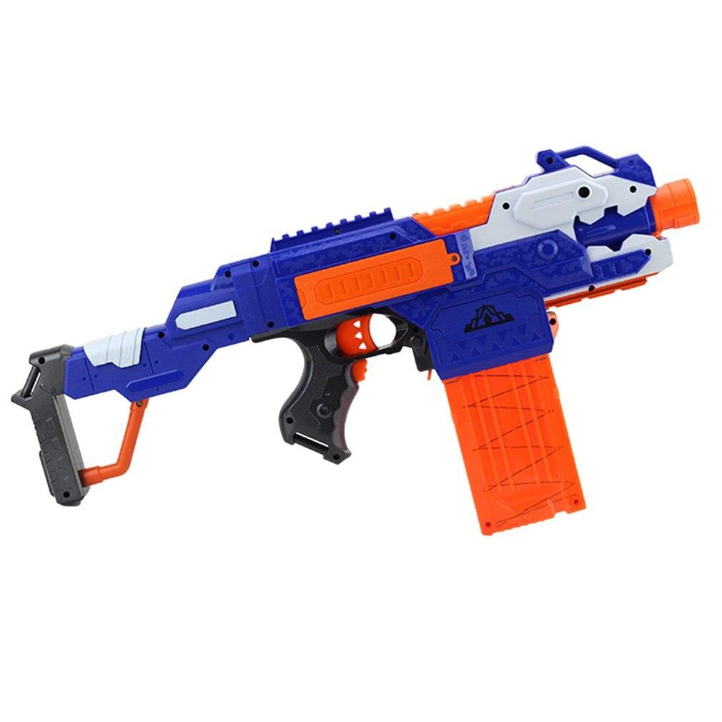 Armas de Brinquedo macio bala para nerf disparo Color : Blue Yellow