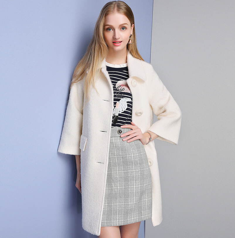 Compare Prices on Winter White Wool Coats- Online Shopping/Buy Low