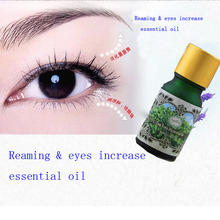 Chinese medicine big eyes essential oil constringe large double fold accrescent  100% natural plant extract