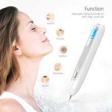 חדש יופי עט לייזר פלזמה פנים שומה להסיר כתמים כהים עור טיפול נקודת קעקוע הסרת יבלת פלזמה עט נייד יופי מכשיר