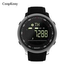 Coopkony Smart Watch Waterproof IP68 5ATM Passometer Message Reminder Bluetooth Watches Outdoor Swimming Sport SmartWatch