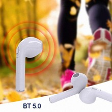I7 I7S TWS audifonos para cellular Bluetooth Headphones Wireless Earbuds Portable Headset Phone Earphone Handsfree for phones(China)