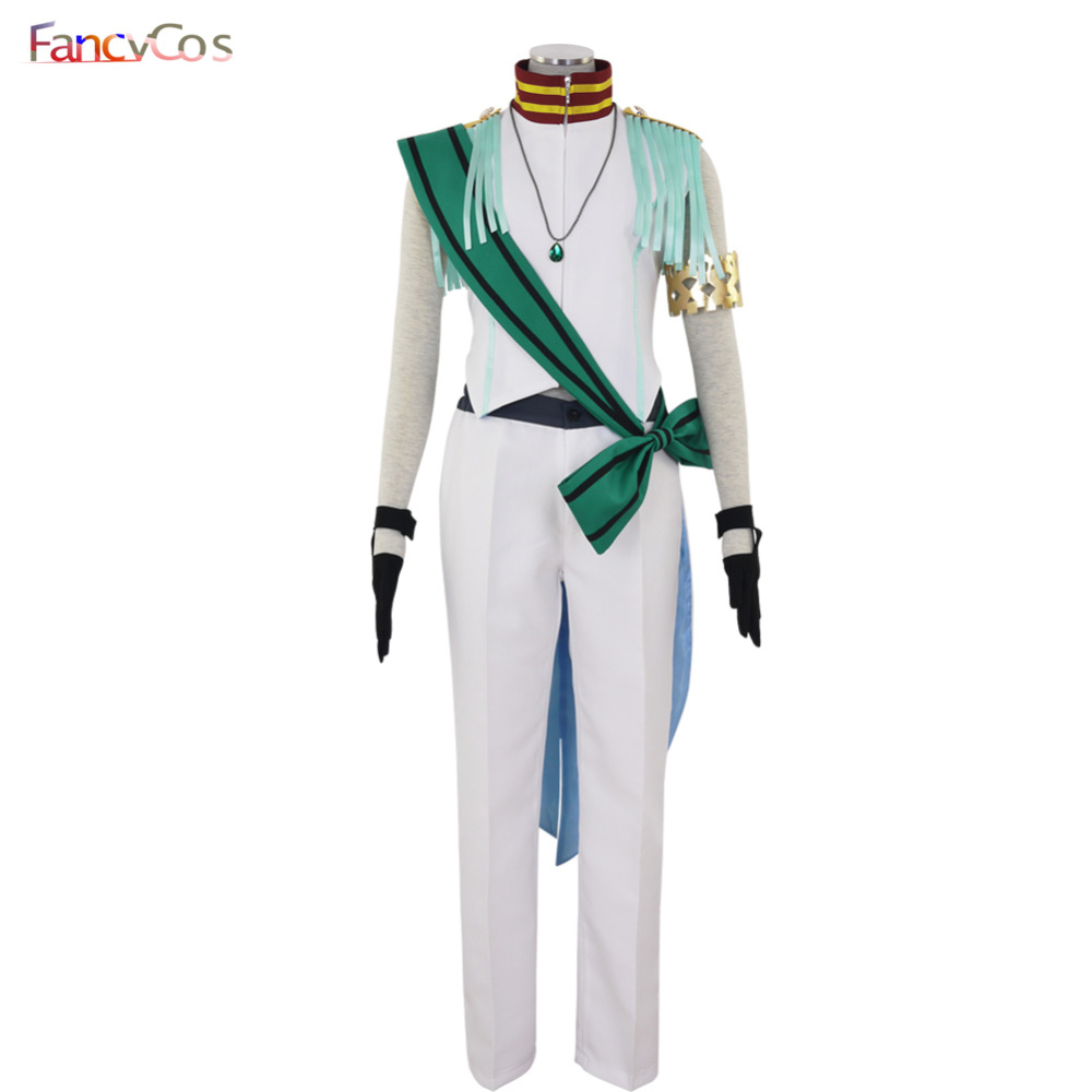 Halloween Uta no Prince-sama Aijima Cecil Masato Cosplay Costume Adult Deluxe High Quality Custom Made Anime Movie