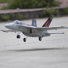Freewing радиоуправляемый самолет EPO F18 64 мм Jet RTF без батареи