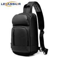 Fashion PVC 20L Laptop Backpack Waterproof 16 Inch with USB Charger Moll Travel Male Bag Anti thief Mochila ultralight Bag Canta