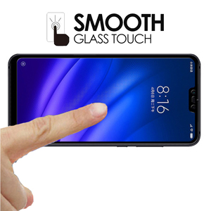 Image 5 - 2Pcs Full Cover Tempered Glass For Xiaomi Mi 8 Lite 9H Anti Scratch Safety Screen Protector Glass For Xiaomi Mi 8 Pro