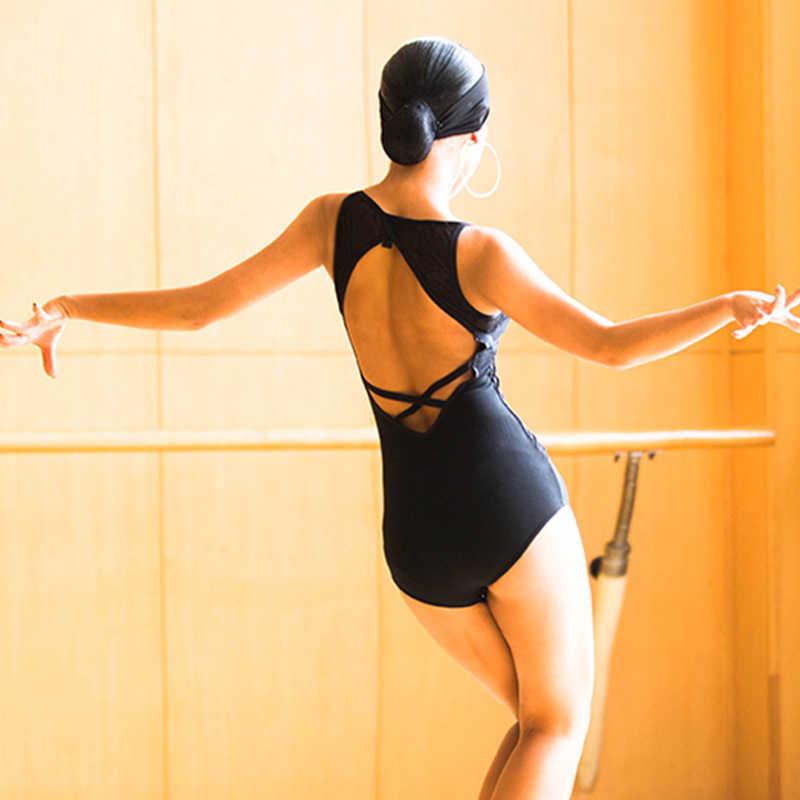 Новое поступление, платье для латинских танцев, Женский бальный костюм, черный, ча-Самба, Румба, тренировочный купальник, Одежда для танцев, комплект из 2 предметов DC1451
