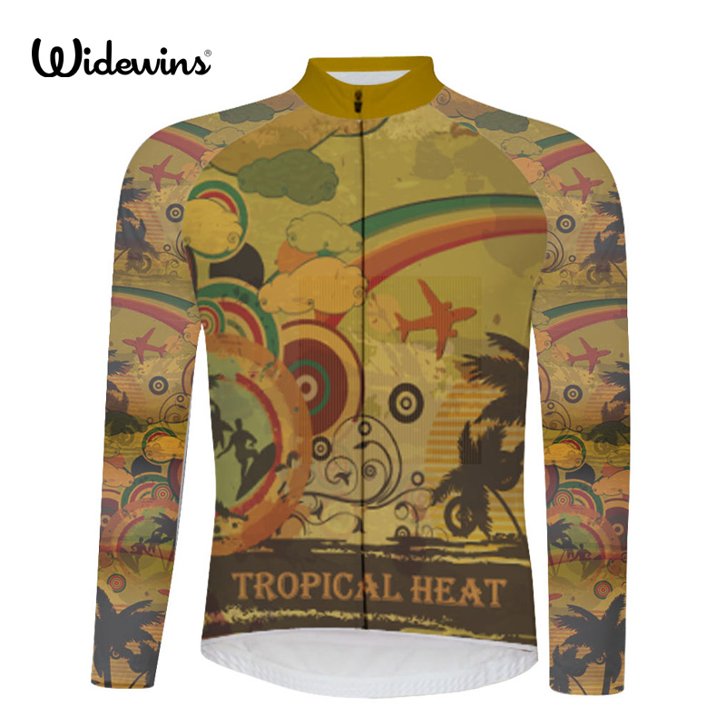 biking jersey lengthy Rainbow biking clothes summer time ropa ciclismo invierno bicycle mtb biking jersey lengthy sleeve sport 5255 biking jersey lengthy sleeve, biking jersey, biking jersey lengthy,Low-cost biking...