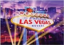 Las Vegas Tema Bandeira foto estúdio de fotografia de Vinil pano de fundo pano de Computador de Alta qualidade partido impresso fundo