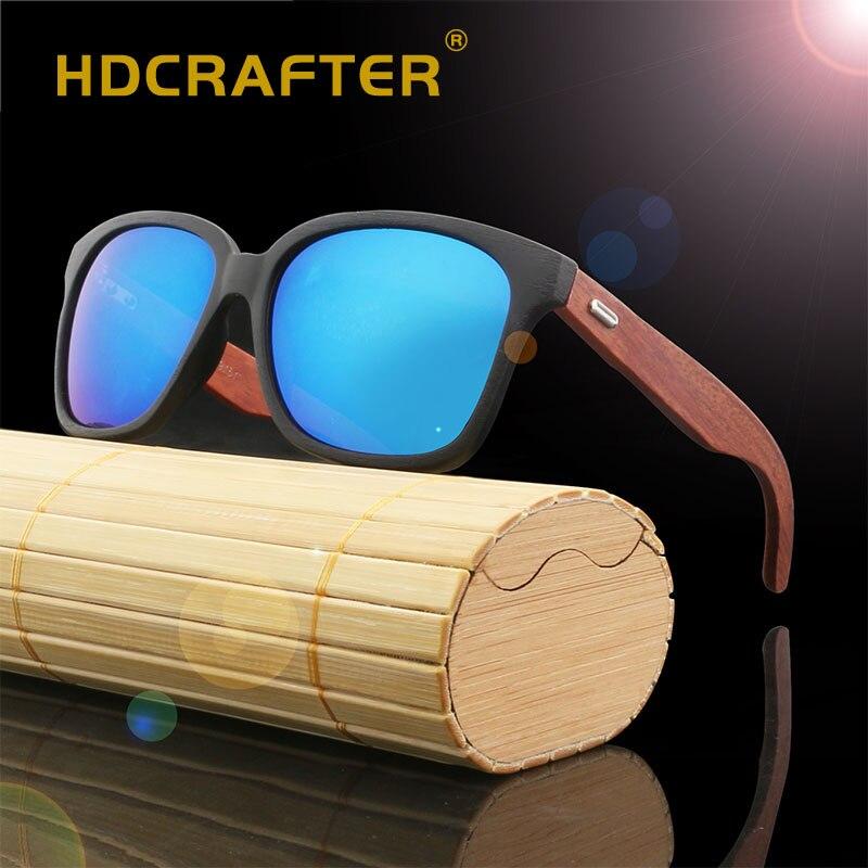 bamboo square sunglasses women brand desginer mirrored sunglasses men wooden fashion eyewear for man Gafas de sol mujer uv400