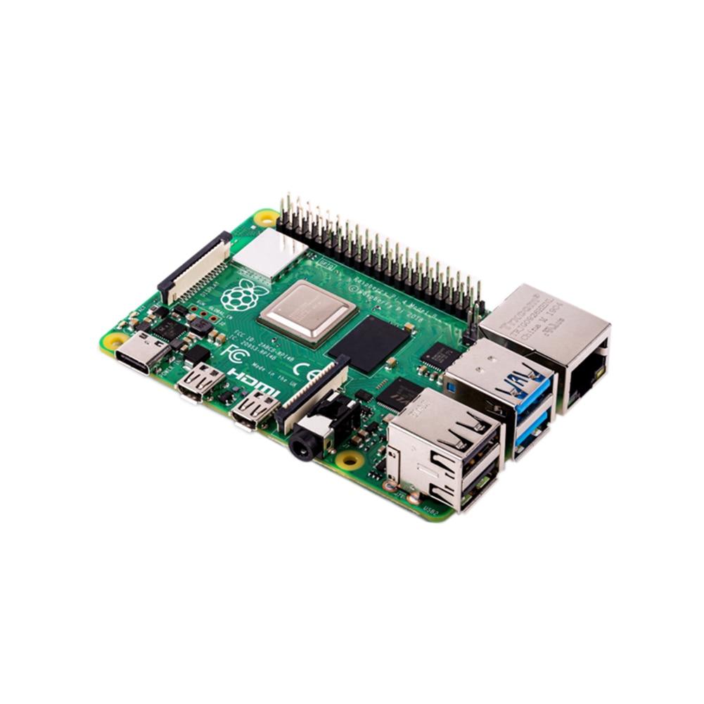 Presale ! Raspberry Pi 4B 4 Model B 2GB RAM Of LPDDR4 SDRAM 1.5GHz 64-bit Quad-core