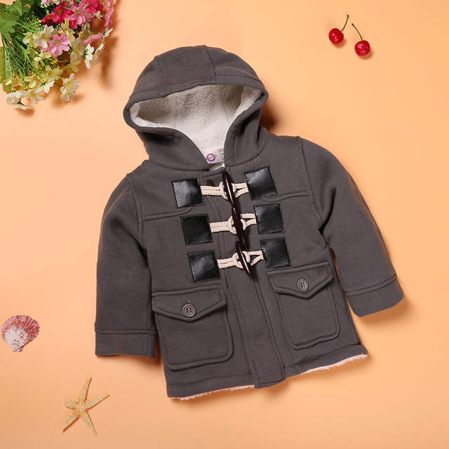 3a2bc49c2aee Online Shop 2018 Baby Boy Clothes Winter Coat Thick Warm Cotton ...