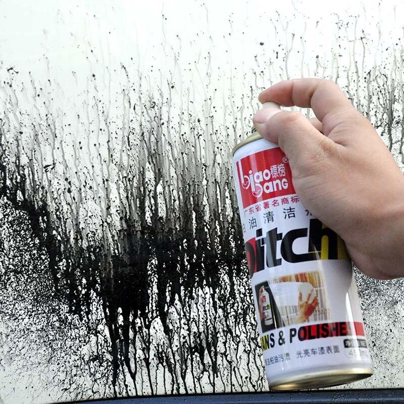 Farbe Pflege Asphalt Reinigung Mittel Auto Sauber Waschen