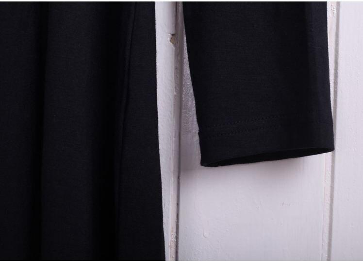 Новинка 2015 Осень платье для беременных и кардиган наборы для беременных Одежда vestidos для беременных женщин, Большие размеры женские платье п...