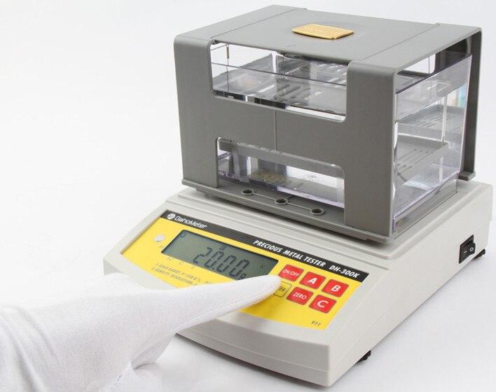 Digital Electronic Tester : Dh k dahometer years warranty digital electronic gold