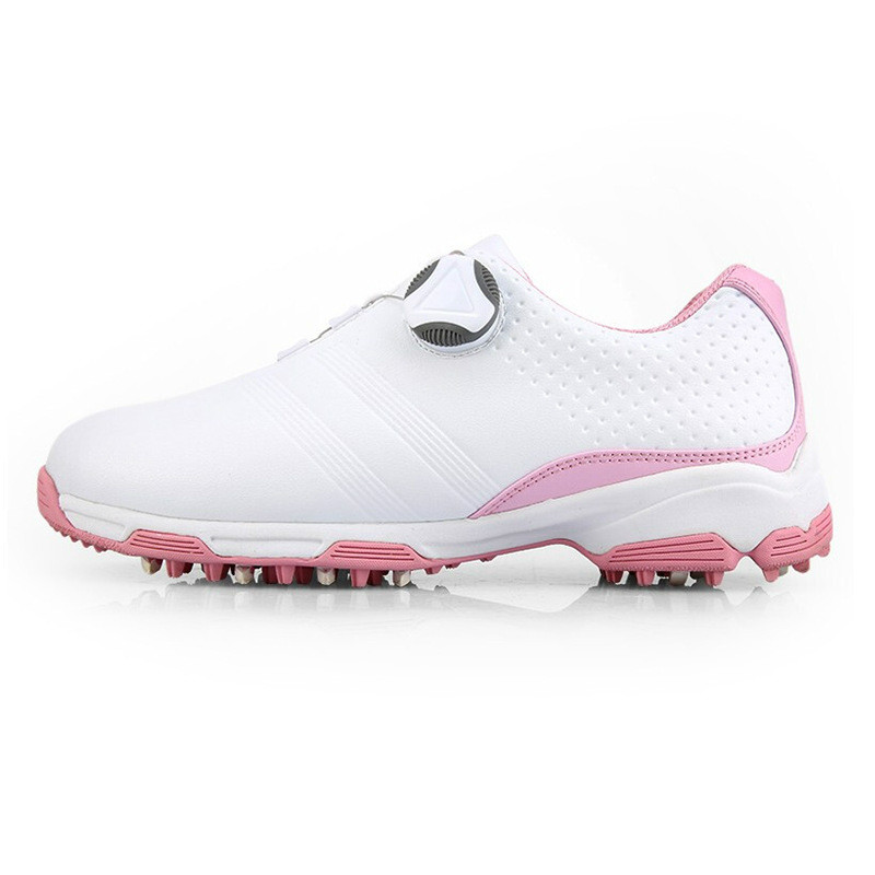 PGM Golf Shoes Womens Sports Shoes Golf  Slip-proof Waterproof Shoes Tie-Up ShoesPGM Golf Shoes Womens Sports Shoes Golf  Slip-proof Waterproof Shoes Tie-Up Shoes