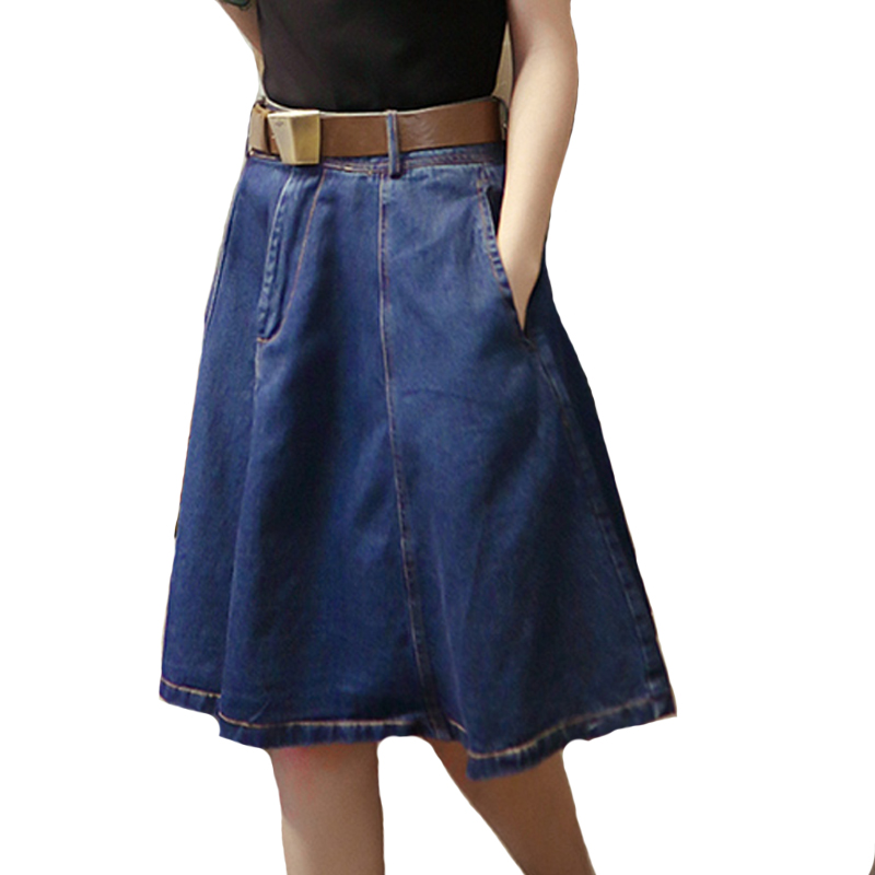 Compare Prices on Girls Pleated Denim Skirt- Online Shopping/Buy ...