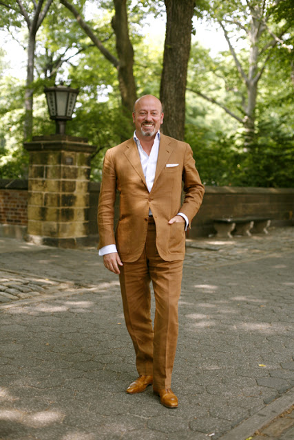 7523569e1e53 2017 Latest Coat Pant Designs Tan Brown Linen Suits Men Slim Fit Summer  Tuxedo Simple Beach Jacket Custom 2 Piece Terno DR1-in Suits from Men s  Clothing …