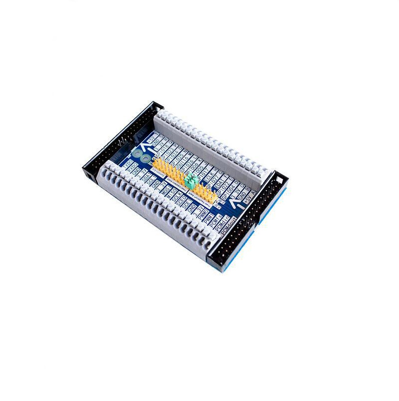Multi-function GPIO Extend Expansion Board for raspberry pi B+ / 3/2 Model B