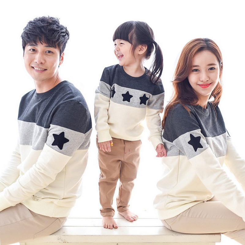 Household Look Christmas Household Matching Outfits T Shirt Mom Daughter Lengthy-Sleeve Dad Mother Child Household Swimsuit Father Son Garments Matching Household Outfits, Low cost Matching Household Outfits, Household Look...