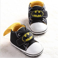 Lovely Cartoon Baby Shoes Boys Toddler Sports Shoes