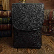 New fashion Leather Canvas Vintage Handbag font b Men b font Casual font b Wallet b