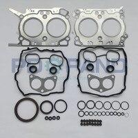 FB20 المحرك إصلاح إعادة بناء مجموعات ربط السيراميك الارضي 10105 AB400 لسوبارو فورستر 2.0I/X/XS 2011 2012 SJ 2.0 2013  2014-في مجموعات إعادة بناء المحرك من السيارات والدراجات النارية على