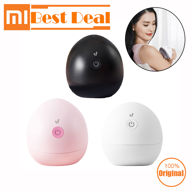 Xiaomi LF Cordless Massager Egg Shape Electric Mini Portable Rechargeable Relax Muscle Therapy For Office Worker